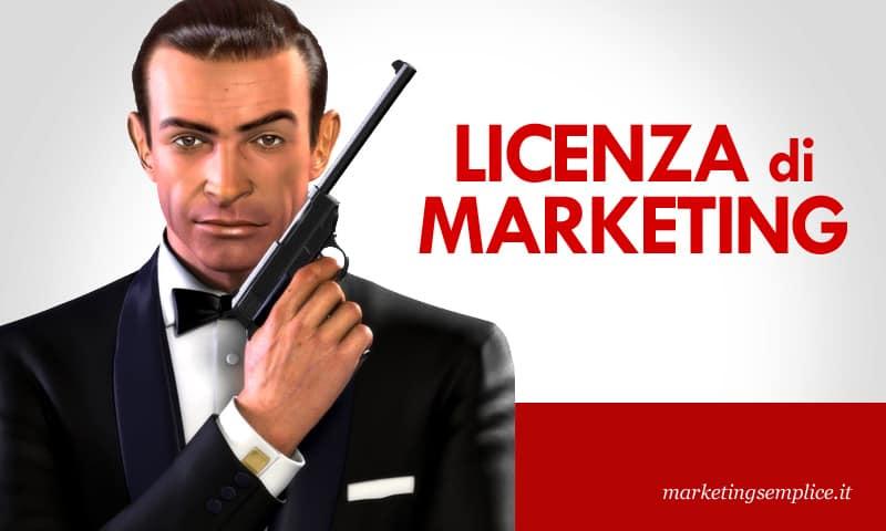 Licenza di Marketing