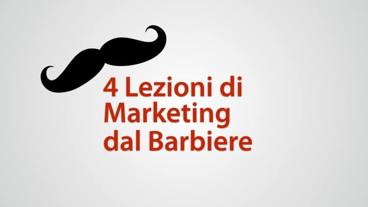 4 lezioni marketing dal barbiere
