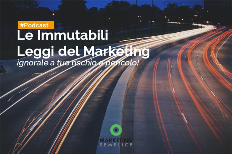 Leggi del Marketing