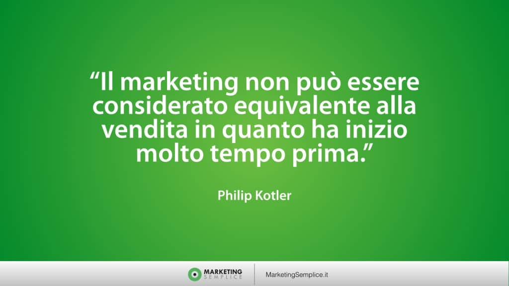 citazione marketing philip kotler