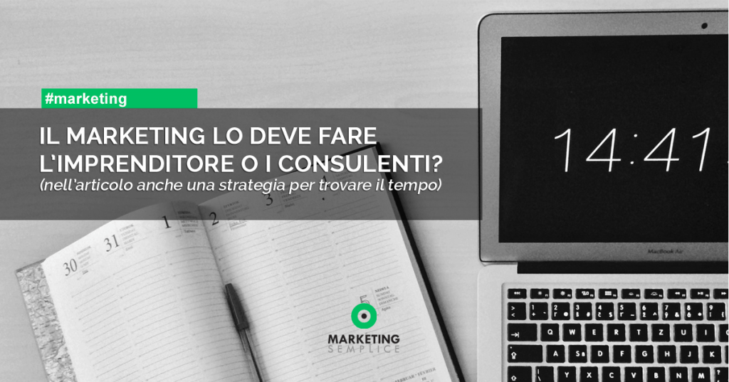 Marketing Imprenditori Consulenti