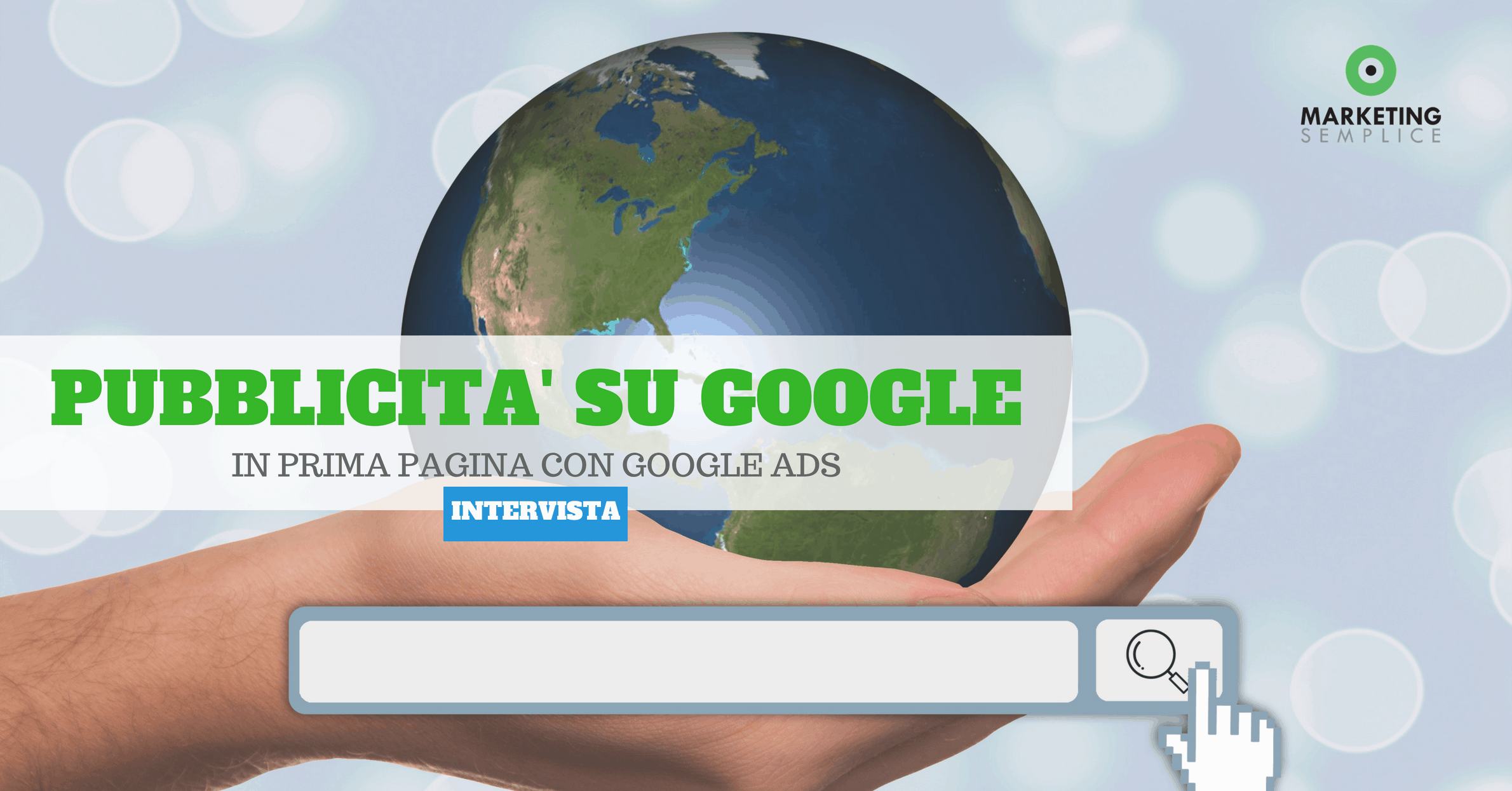 Fare Marketing con le Parole Chiave su Google (Ads)