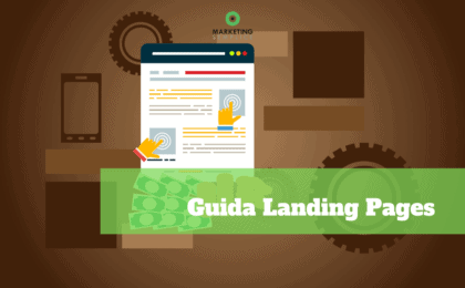 guida landing pages